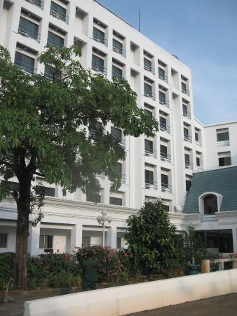 The Camelot Hotel Pattaya: Вид на номера