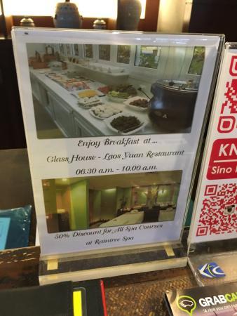 Sino House Phuket Hotel and Apartment: อาหาร
