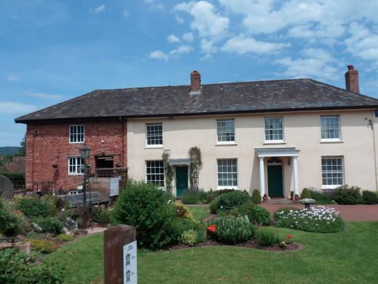 Bishops Lydeard mill: The house and Mill