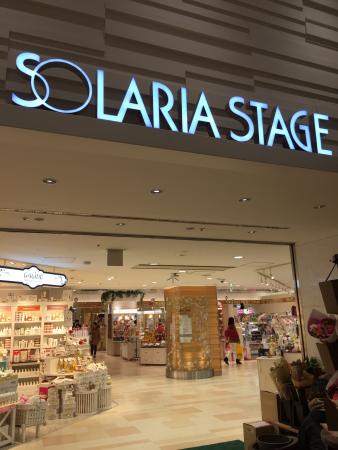 Solaria Stage Specialty Store