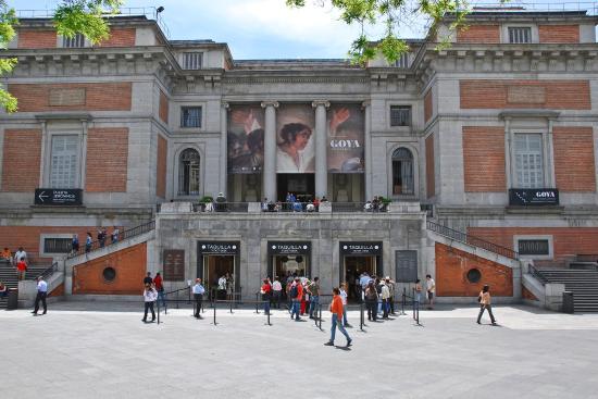 Tickete Picture Of Prado National Museum Madrid