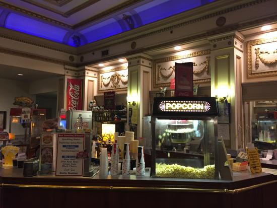 The Kentucky Theater : Popcorn, Pop, and Beer!