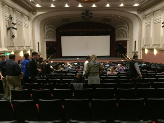 The Kentucky Theater : Indoor Theater with Plenty of Seating
