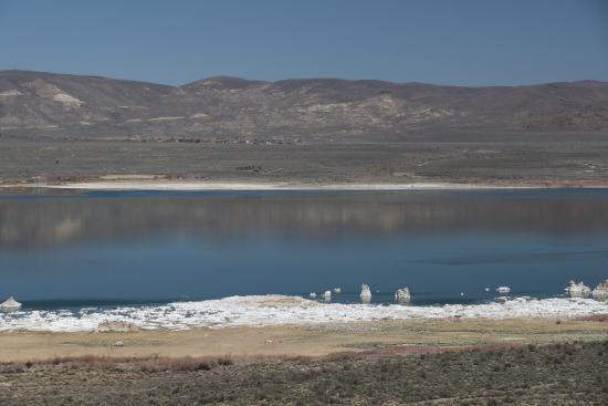 Lee Vining, Καλιφόρνια: Mono Basin Scenic Area Visitor Center #2