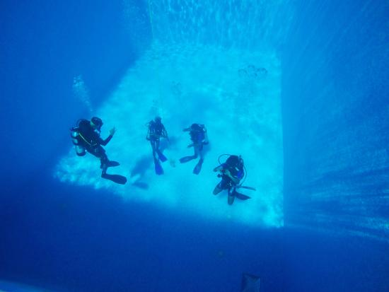 Indian Institute of Scuba Diving & Aquatic Sports