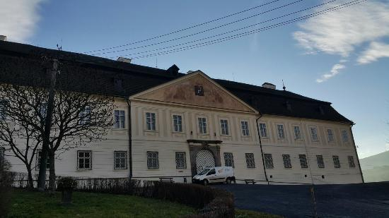 Svaty Anton, Slovakien: Manor House in St. Anton