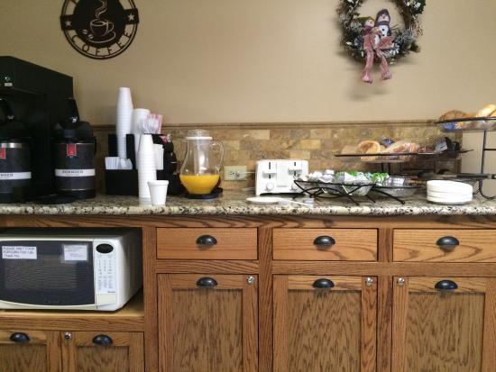 Country Home Inn : Breakfast