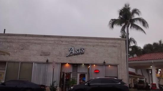Asi's Grill & Sushi Bar