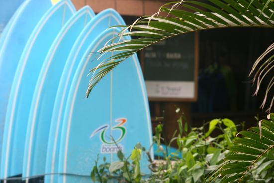 Ilha do Mel, PR: Equipamentos novos