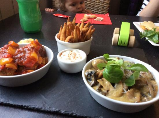 Jack's Brasserie: tapas anyone?