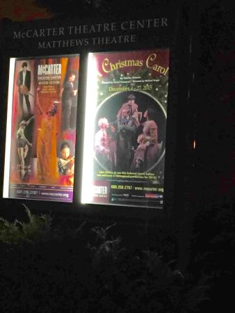 McCarter Theatre Center: A Christmas Carol