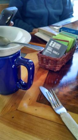 The Little Grill Collective: Nice selection of teas