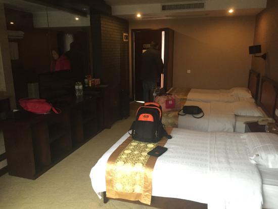 Han Tang Xin Ge Hotel Photo