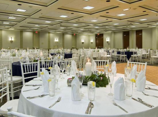 banquet room picture of embassy suites by hilton myrtle. Black Bedroom Furniture Sets. Home Design Ideas
