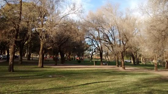 Casilda, الأرجنتين: parque