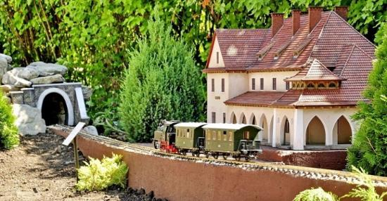 Park-Museum of the Carpathians in Miniature