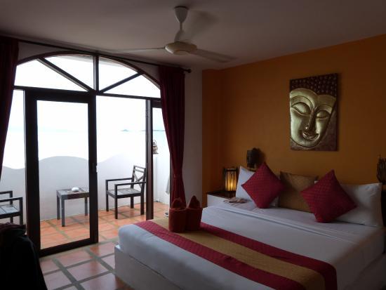 L' Hacienda: Chambre 2eme etage