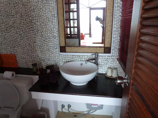 L' Hacienda: Salle de bain