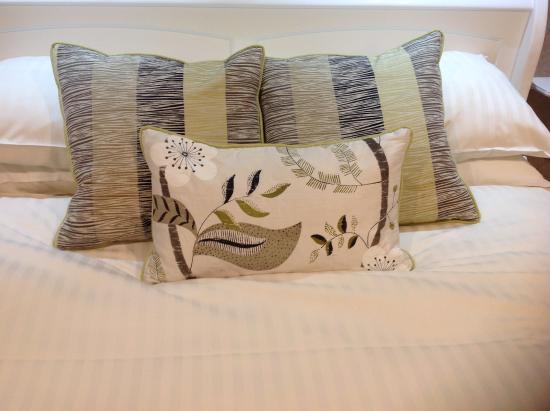 The Redgarth: Bed comfort