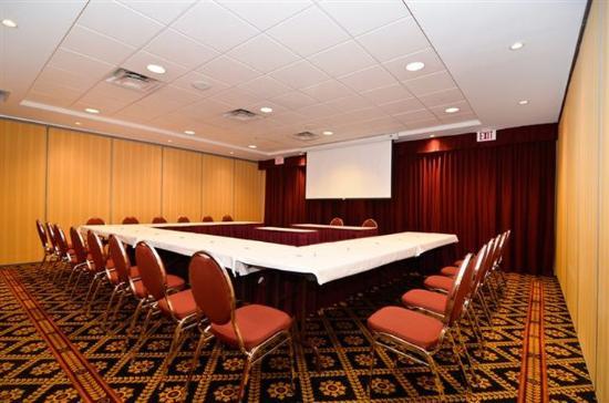 Hampton Inn & Suites Langley Surrey: Meeting Room