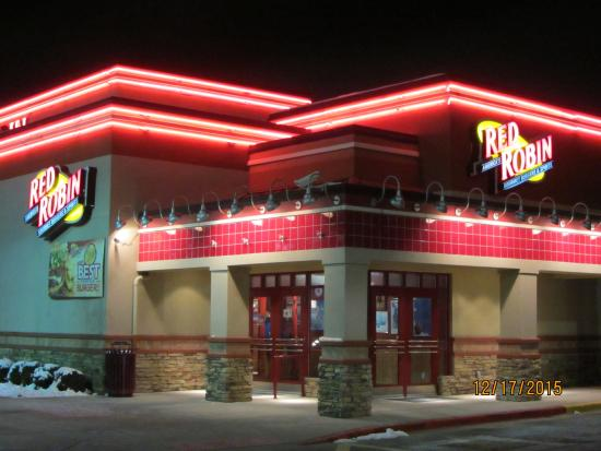 Red Robin West Valley City Ut