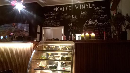 Kaffi Vinyl