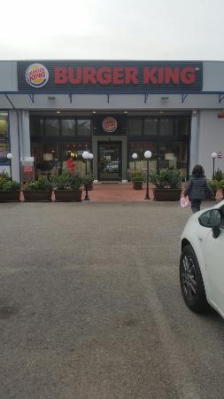 Parona, Italien: Burger King
