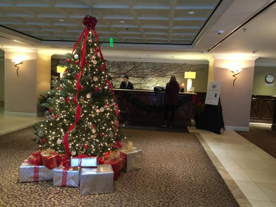 Warwick Denver Hotel Image