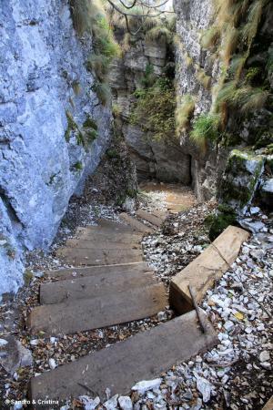 Serrada, Ιταλία: Forra del Lupo