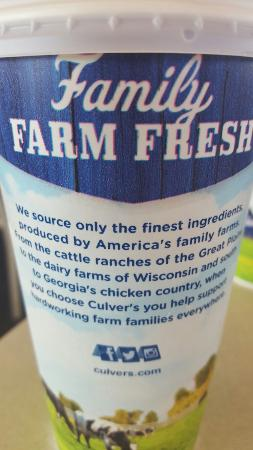 Crawfordsville, IN: From the Farmers to your table !