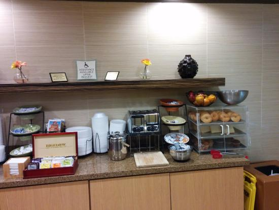 Cutler Ridge, Φλόριντα: café da manhça