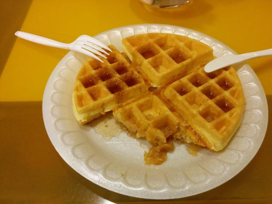 Cutler Ridge, Флорида: waffle
