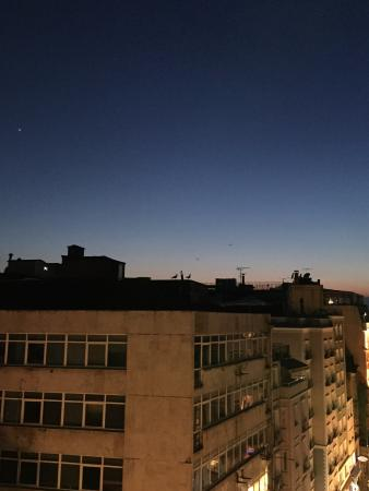 Istanbul Harmony Hostel: Vista do Terraço do Hostel