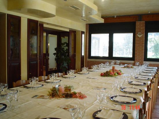 Osteria alla Sicilia Casa Vian: tavola reale