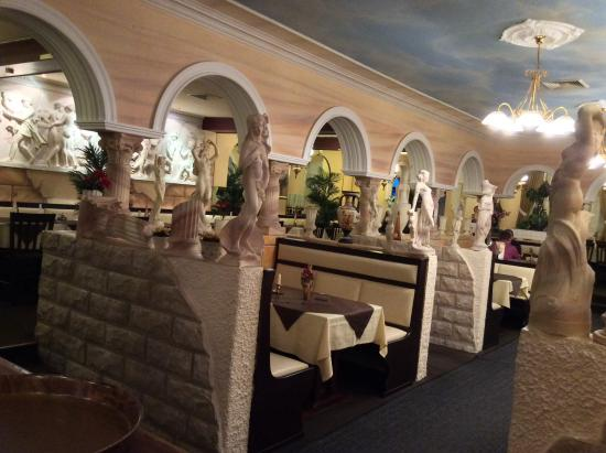 Akropolis picture of restaurant akropolis amberg for Akropolis greek cuisine merrillville in