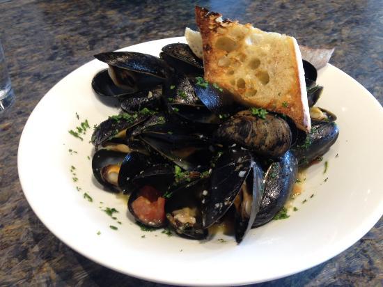 Fairfax County, Wirginia: Mussels