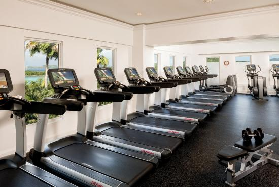 The Ritz-Carlton, St. Thomas: Fitness Center