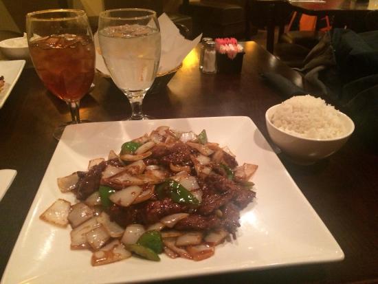 Manakin Sabot, VA: Beef and Green Pepper Steak