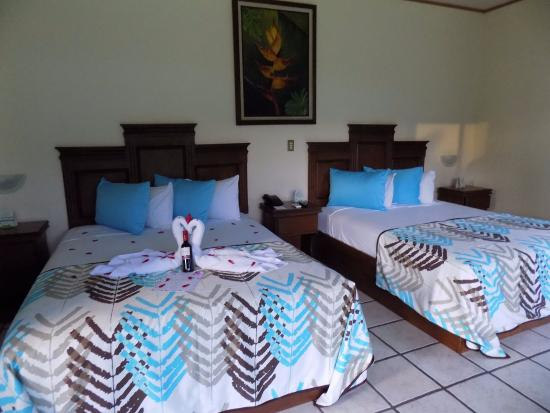 Arenal Manoa Hotel: Room