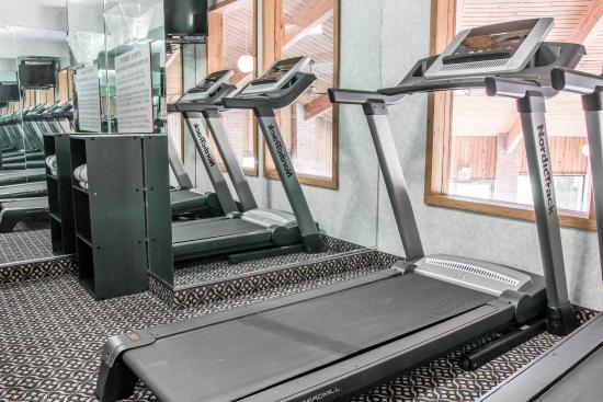 Hudsonville, ميتشجان: Fitness