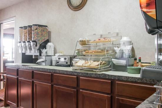 Hudsonville, ميتشجان: Breakfast