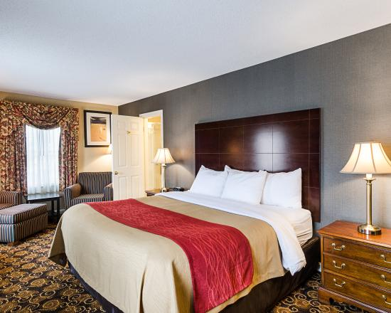 Ρόκλαντ, Μασαχουσέτη: King Suite