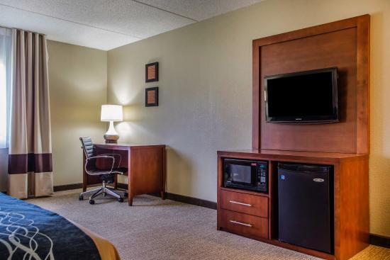 Jackson, Wisconsin: Guest Room