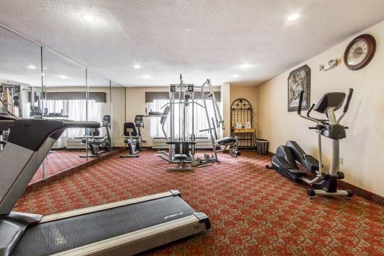 Lincoln, ألاباما: Fitness Center