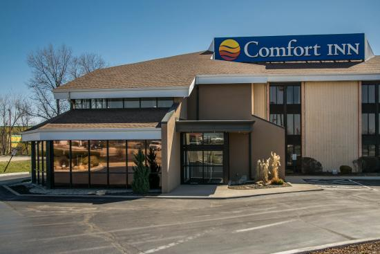 Comfort Inn Northeast: Exterior