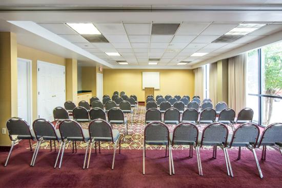 Clarion Inn Knoxville: Meeting room