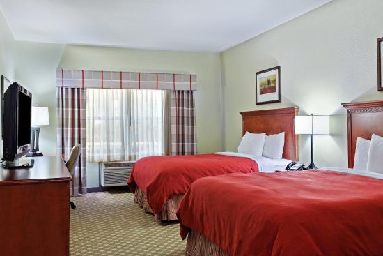 CountryInn&Suites Freeport GuestRoomDouble