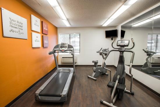 Comfort Suites Castle Rock: Fitness