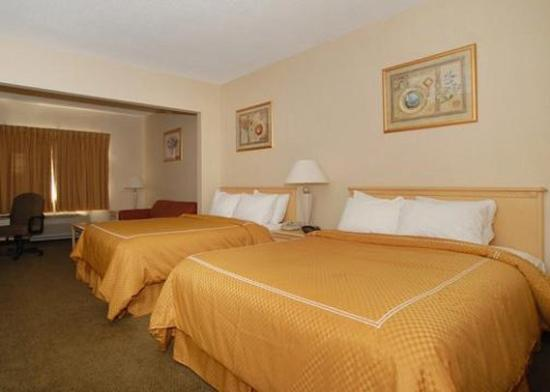 Quality Suites: Guest Room