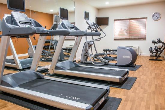Comfort Suites Saginaw: Fitness